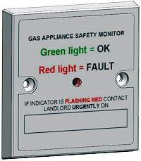 gas safety monitor